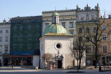 Church of St. Adalbert, Kraków